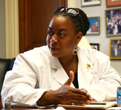 Dr. L. Toni Lewis