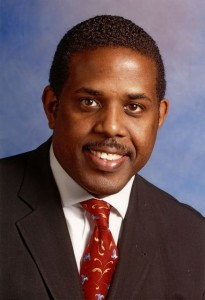 Senator Kevin Parker 2008 Headshot